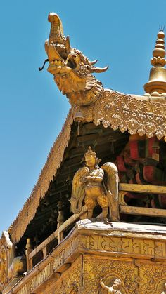 Jokhang Temple, Lhasa* Arielle Gabriel writes about miracles and travel in The Goddess of Mercy & The Dept of Miracles also free China toys and paper dolls at The China Adventures of Arielle Gabriel *