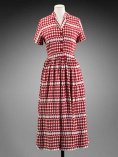 1945 Womans dress, Marylyn from the Museum of Fine Arts, Boston
