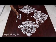 Design Discover Latest Rangoli Designs with dots Indian Rangoli Designs Rangoli Designs Latest Latest Rangoli Rangoli Designs Images Rangoli Designs With Dots Rangoli With Dots Beautiful Rangoli Designs Free Hand Rangoli Design Small Rangoli Design Indian Rangoli Designs, Rangoli Designs Latest, Simple Rangoli Designs Images, Rangoli Designs Flower, Rangoli Border Designs, Rangoli Patterns, Rangoli Designs With Dots, Flower Rangoli, Rangoli With Dots