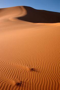 Sahara desert. Libya