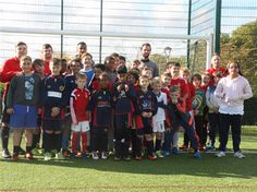 Nottingham Forest Soccer Schools return this February half-term to provide local children with football coaching with the Forest in the Community team