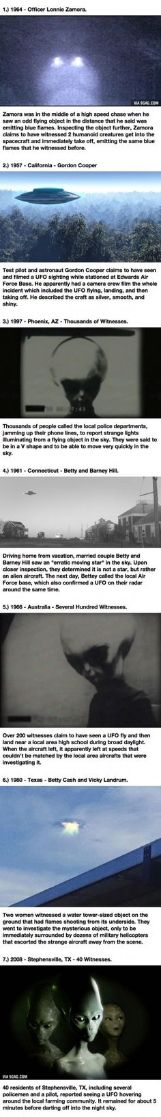 These Are The Most Believable Alien Encounter Stories You've Ever Heard