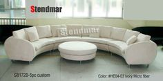 22 Best Round Couches Images Round Couch Curved Couch