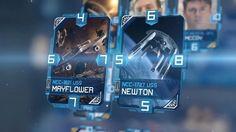 Entre no warp para o futuro dos jogos de batalhas com cartas através de Star Trek Rivals, um jogo de troca de cartas para smartphone com jogabilidade ao estilo Triple Triad.