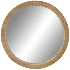 UMA Wood Wall Mirror - 24