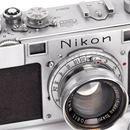 Oldest surviving Nikon fetches $406K at auction