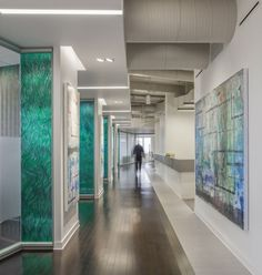 OTJ Architects have designed the offices of Accountable Health located in Rockville, Maryland.