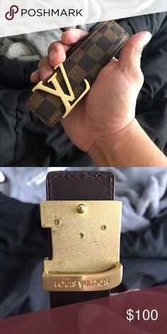 LV R Belt No box Accessories Belts