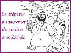 Rencontre de caté avec Zachée - KT42 portail pour le caté