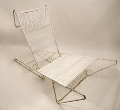 lounge chair by arturo pani, mexico 1950s
