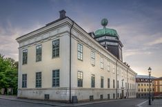 Uppsala, Facades, Mansions, House Styles, Travel, Home, Viajes, Manor Houses, Villas