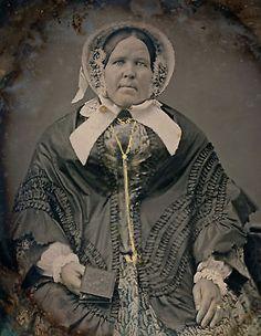 1 6 Daguerreotype Photo Woman Holding Daguerreotype | eBay
