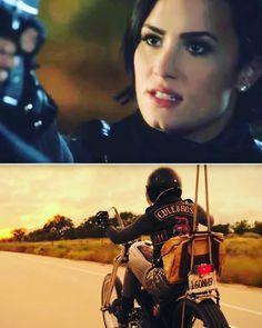 Demi Lovato in From Dusk Till Dawn #Badass #FromDuskTillDawn xoxo #GirlAboutFilm