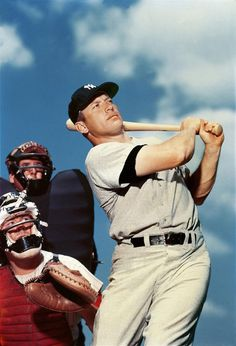 My dad had me switch-hitting at the age of 3 because of this man! My dad knew what he was doing, I had a try-out with the Reds at the age of 16.