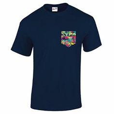 Amazon.com: Men's Geometric Triangle Pocket Tee Holiday Festival Fashion Hipster T Shirt: Clothing