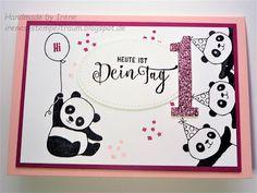 Irenes Stempeltraum: Party Panda