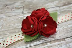Hey, I found this really awesome Etsy listing at https://www.etsy.com/listing/263088474/roses-are-red-holidayvalentine-headband