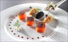 Visions Gourmandes » Les plus belles présentations d'assiettes par les chefs les plus créatifs du monde !