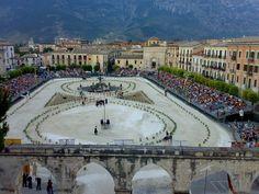 Panoramio - Photo of La Giostra Cavalleresca di Sulmona