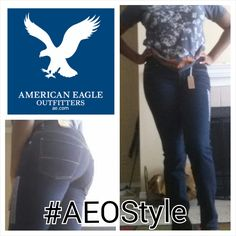 Share What You Look For In A Perfect Pair Of Jeans & Enter To Win An American Eagle Gift Card! #AEOStyle