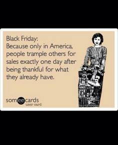 Define black friday....