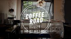 압구정 커피로드 (도산공원주변) Apgujeong coffee road