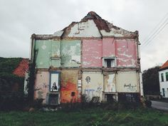 The Last Days of Doel: A Ghost Town in Purgatory