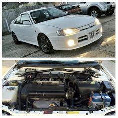 Jdm Cars, Toyota Corolla, Car Stuff, Stunts, Automobile, Passion, Japanese, Club, Thunder