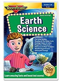 Shop Rock 'N Learn: Earth Science [DVD] at Best Buy. Find low everyday prices and buy online for delivery or in-store pick-up. Science Curriculum, Science Education, Science Vocabulary, Physical Science, Science Classroom, Earth Science, Life Science, Science Toys, Science Experiments