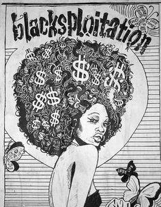 Blacksploitation panel by SheffTim, via Flickr