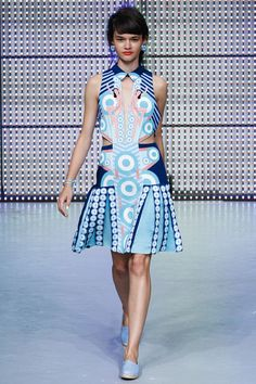 Holly Fulton Spring 2013 Ready-to-Wear