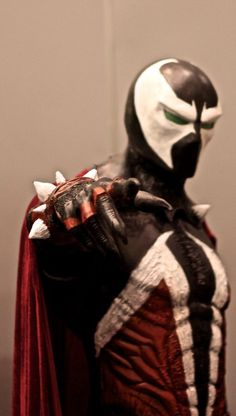 FINALLY Spawn shows up on pinterest.
