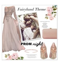 """""""Untitled #713"""" by valenouladls ❤ liked on Polyvore featuring Elie Saab, Bomedo, RALPH & RUSSO, StyleNanda, Anne Sisteron and Dune"""