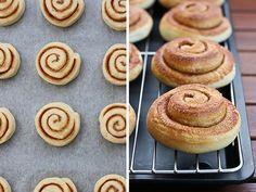finalmente! una ricetta in italiano per i cinnamon roll