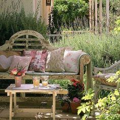 Vintage ~ Summer Relaxing