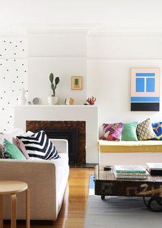 Sophie and Andrew Gunnersen — The Design Files | Australia's most popular design blog.