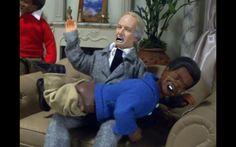 """""""Arnold a mis son poisson rouge dans le bain bouillant de monsieur Drummond."""""""
