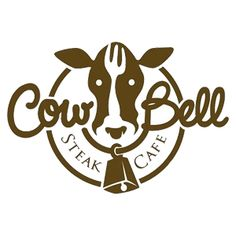 Cow Bell Steak Cafe Logo