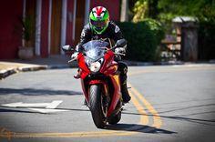 Uma moto por dia: Dia 234 – Honda CBR 650F #umamotopordia #osvaldofuriatto