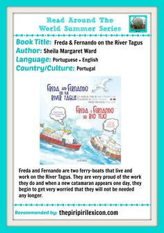 Freda and Fernando on the River Tagus (Read around the world series) : the…