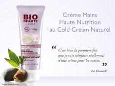 Crèmes Mains Haute Nutrition au Cold Cream Naturel #biobeaute #coldcream - Parfumerie et parapharmacie - Nuxe