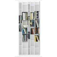 Bibliotheque MDF Italia Random - Ideesboutique com http://www.ideesboutique.com/bibliotheques-vitrines/3996-bibliotheque-mdf-italia-random-.html