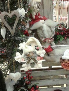 dolcissimo fiocco di neve con faccina