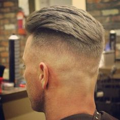 awesome The Taper Fade Haircut Styles and Trends