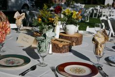 Mis-Match china, Vintage Wedding Brunch, vintage wedding rentals