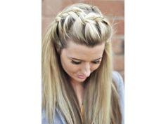 #Acconciature #capelli #lunghi e #pettinature per l'#estate2013  www.veraclasse.it/articoli/bellezza/capelli/acconciature-capelli-e-pettinature-per-lestate-2013/10366/