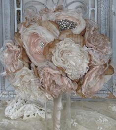 unique wedding bouquets without flowers - Google keresés