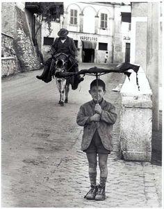 Umbrella Boy - Bill Perlmutter