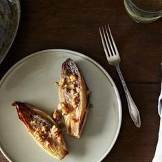 Jamie Oliver's Chargrilled Rosemary Endive salad