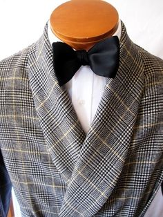 Ideally a Prince of Wales Check in 120s lightweight wool should do for summer...